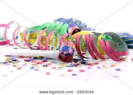 Confetti Streamers Blowers