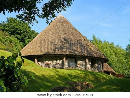 Irish hut