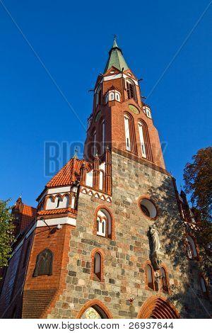 Church of Saint George in Sopot - Poland