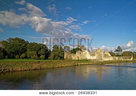 Castle in Adare - Ireland