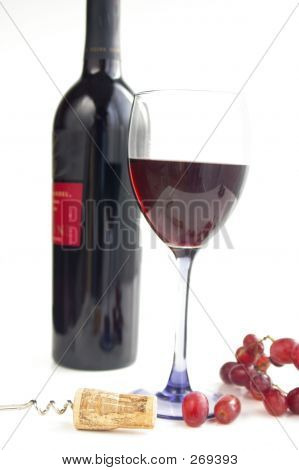 Wine And Grapes 2