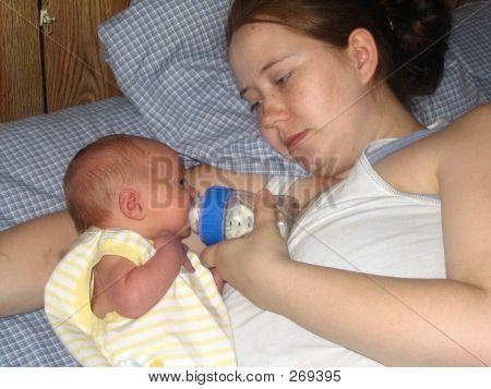 Feeding Time For Newborn