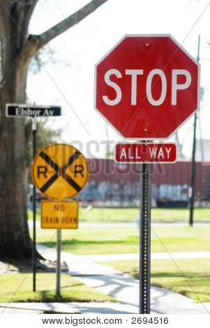 Stop All Way