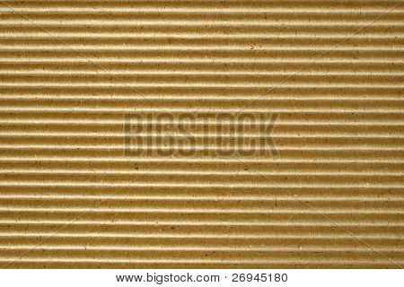 Corrugated board