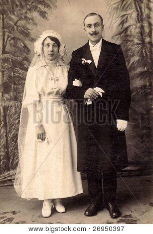Jungvermählten (1910)