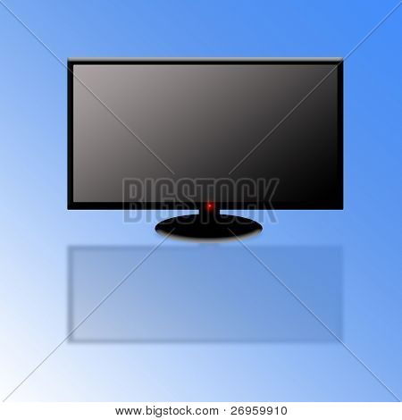 An image of a TV, usable nearly for everthing