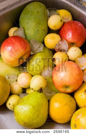 Fruits An Ice Ii