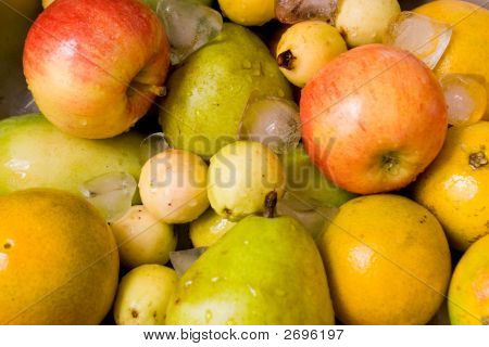 Fruits An Ice Iii