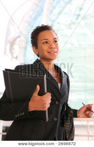 Black Business Woman