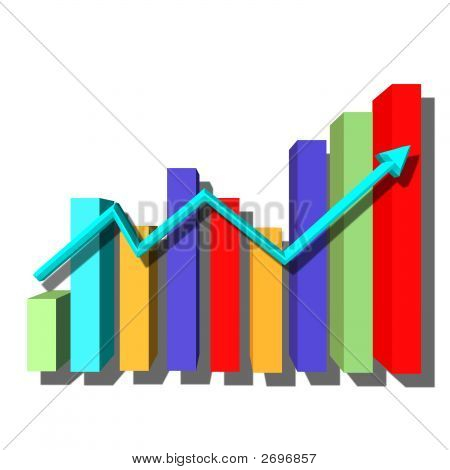 Multicolored Bar Graph