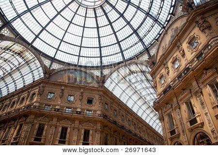 Milan Vittorio Emanuele II Gallery