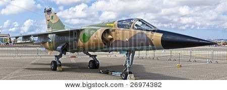 Libyan Air Force Mirage F1 Reg 502