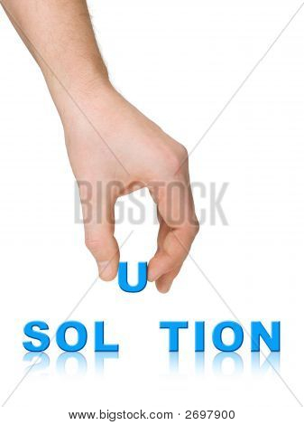 Hand And Word Solution