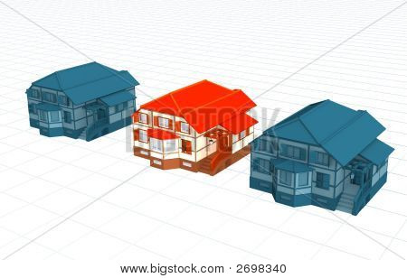 The Bright House, Worth Among Identical Houses