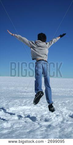 A Snow Jumper