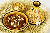 picture of tagine  - Mrouzia  - JPG