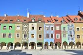 picture of tenement  - Tenement houses in Old Market Square - JPG