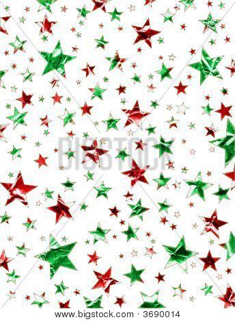Christmas Star Field