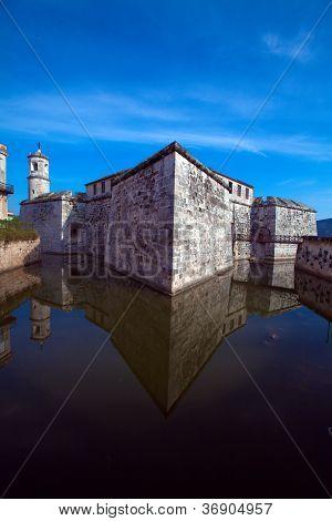 Castillo de la Real Fuerza (castillo De La Real Fuerza), fortaleza en la Habana, Cuba