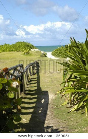 Beach Access 1