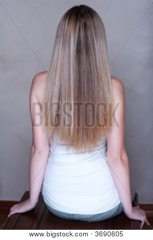 Blond Long Hair