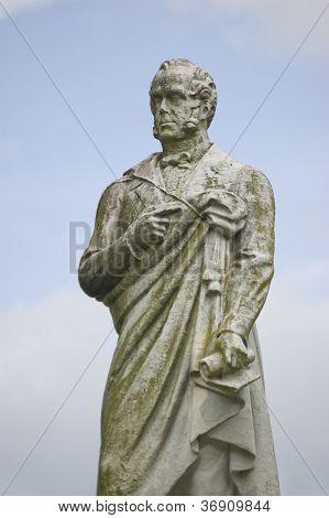 Palmerston Statue, Southampton