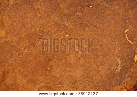 Red Rough Stone Background
