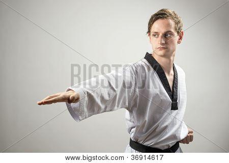Taekwon-do Man