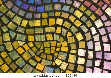 Patrón de mosaico
