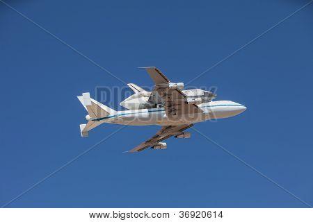 Shuttle Endeavour