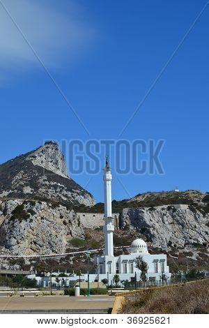 Mosque in Gibraltar