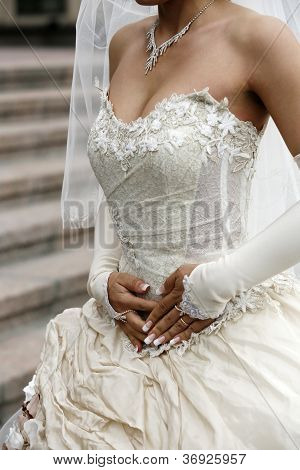 Dress Of A Bride