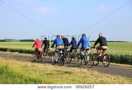 Bicycle Riding