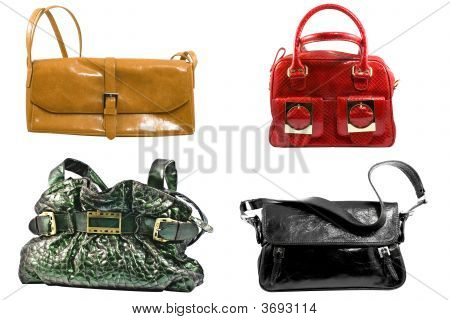 Different Handbag Collection