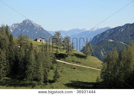 österreichischen Berge