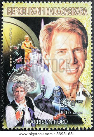 Harrison Ford Stamp