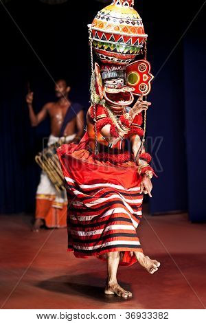 kathakali theatre, India