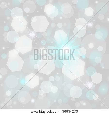 abstrakt Hintergrund der neuen Year in grau-weißen und blauen Farben