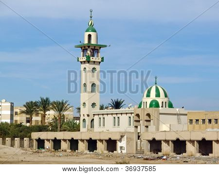 Hurghada, Egypt, Neglected Mosque