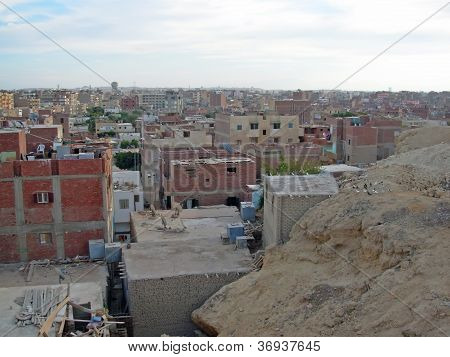 Hurghada, Egypt, Ghetto