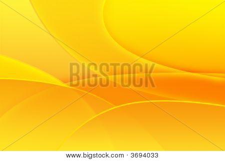 Yellow Abstract Illustration