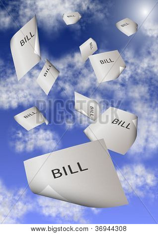 Bills And Debt