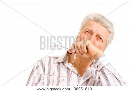 Gallant adult man