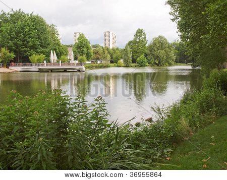 Gärten in Stuttgart, Deutschland