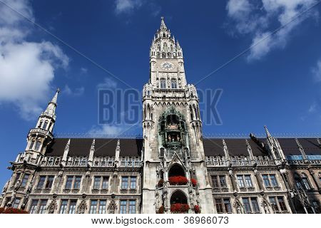 New Town Hall (neues Rathaus)