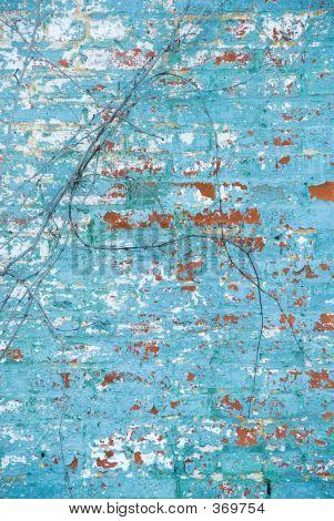 Distressed Brick Wall 9