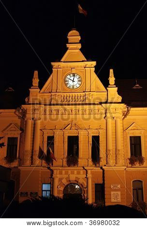 City hall from Brasov