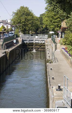 Boulter's Lock, Maidenhead, Berkshire