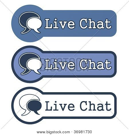 "Website Element: ""Live Chat"""