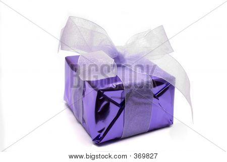 Purple Parcel